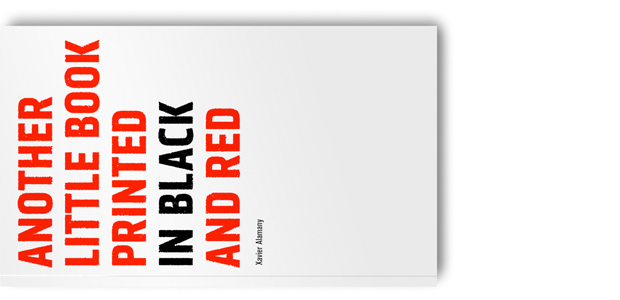 Another litle book printed in black and red